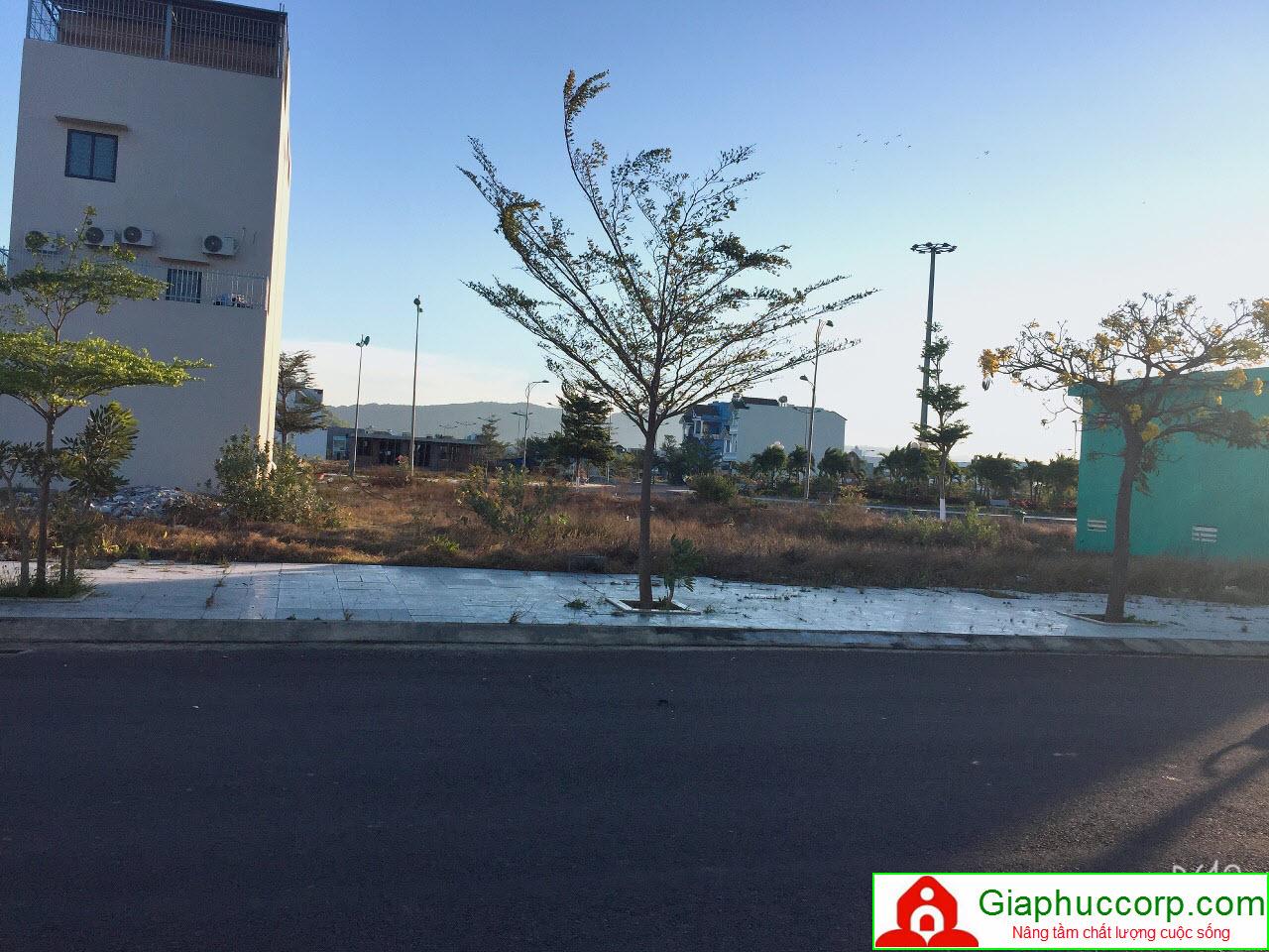 Khu B3 mặt tiền đường Nguyễn Hồng - An Phú Thịnh Quy Nhơn