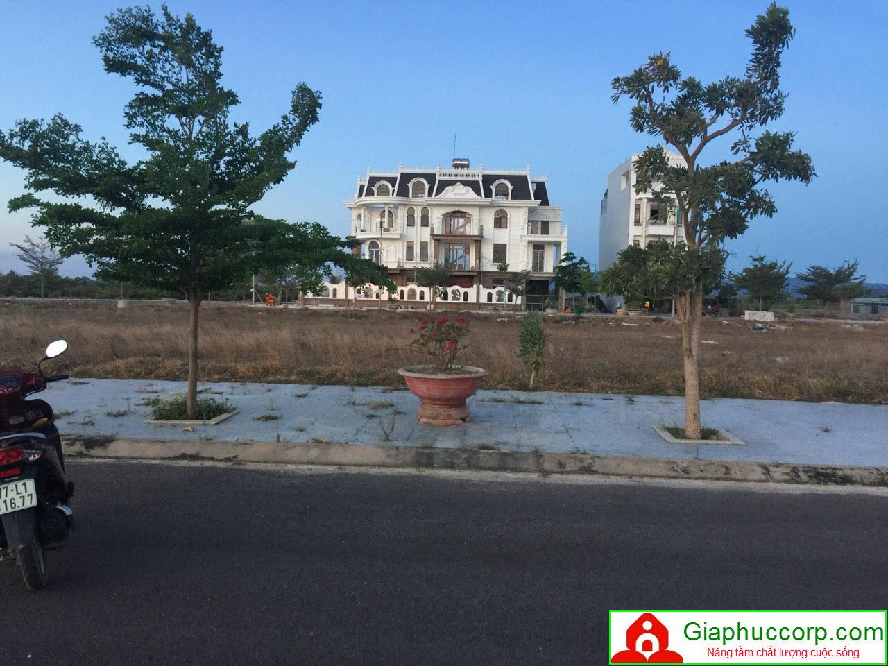 Khu B3 mặt tiền đường Phạm Thành - An Phú Thịnh Quy Nhơn