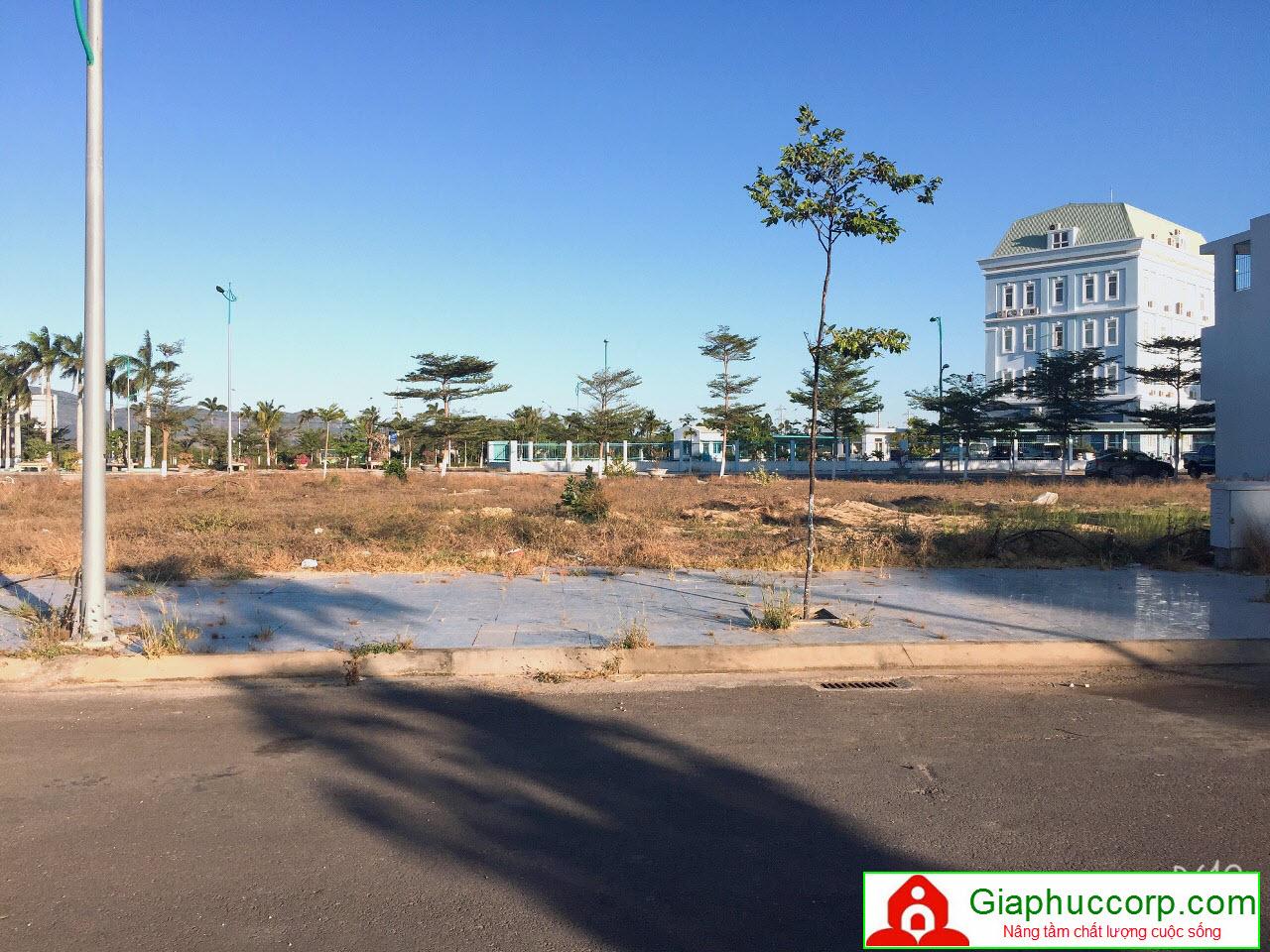 Khu B3 mặt tiền đường Võ Ngọc Hồ - An Phú Thịnh Quy Nhơn