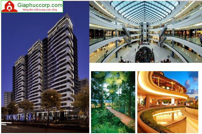 Dự án nhà cao tầng khu đô thị du lịch sinh thái nhơn hội
