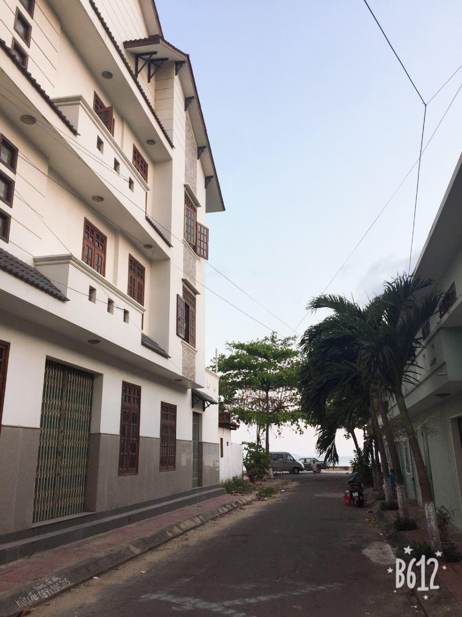 Nhà mặt tiền đường Nguyễn Huệ Quy Nhơn